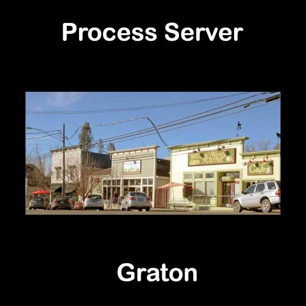 Process Server Graton