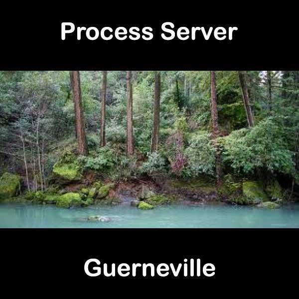 Process Server Guerneville