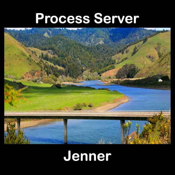 Process Server Jenner