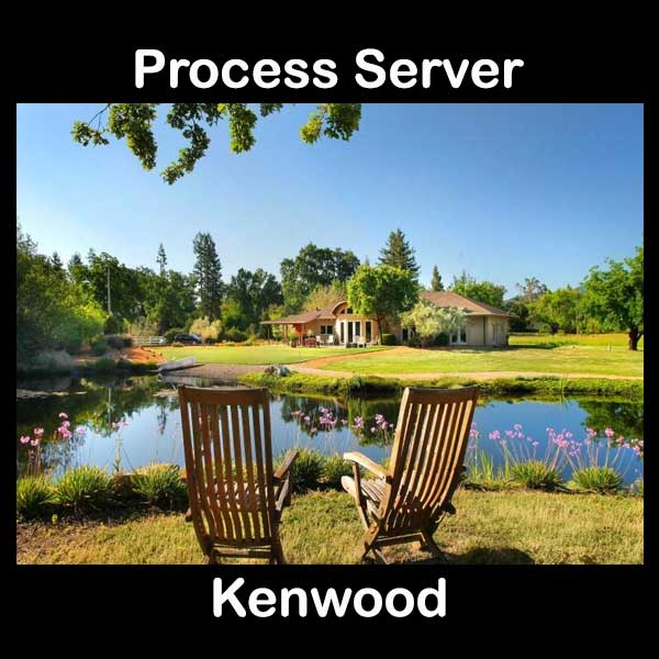 Process Server Kenwood