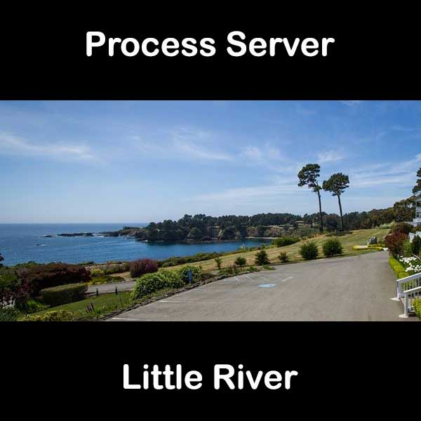 Process Server Little River