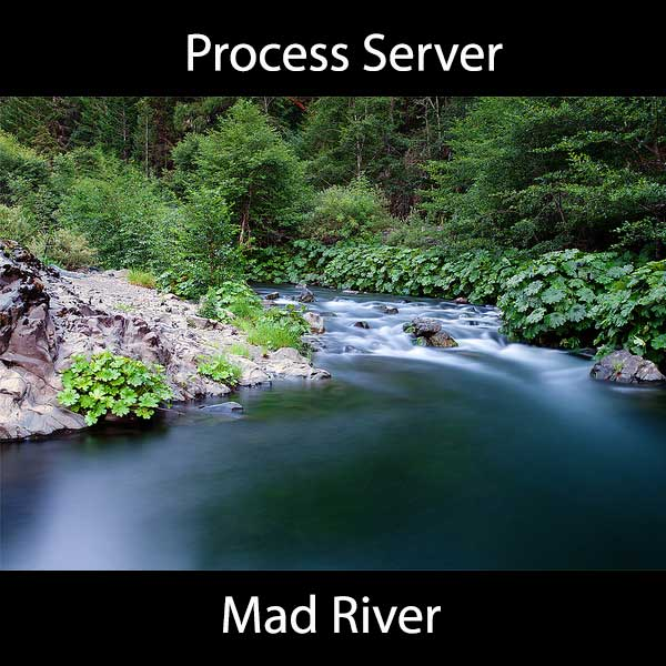 Process Server Mad River