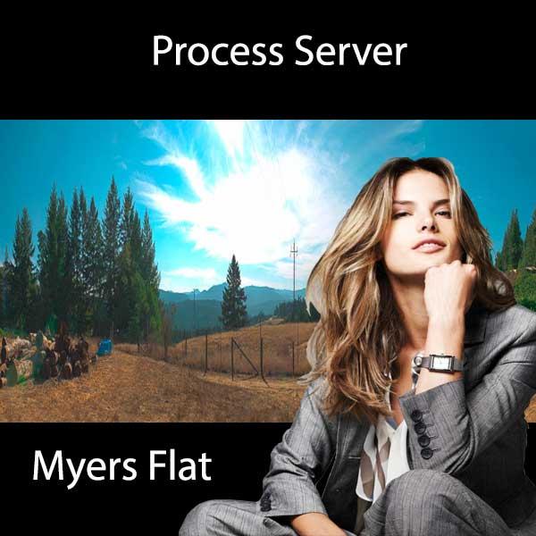 Process Server Myers Flat