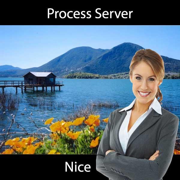Process Server Nice