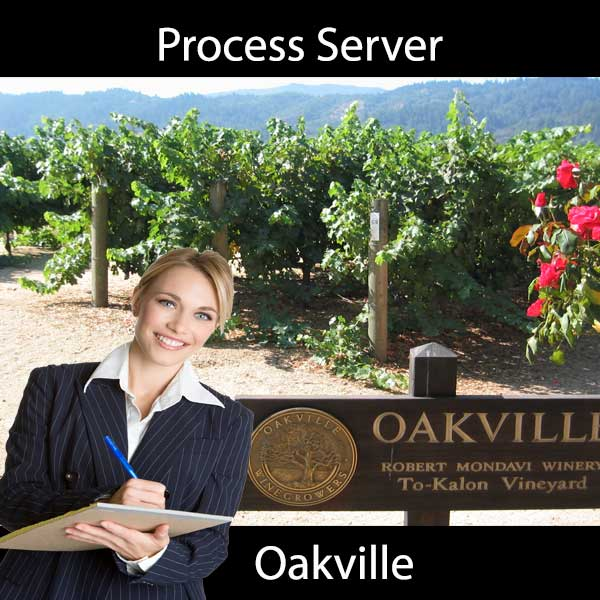Process Server Oakville