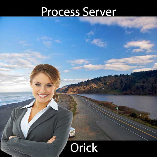 Process Server Orick