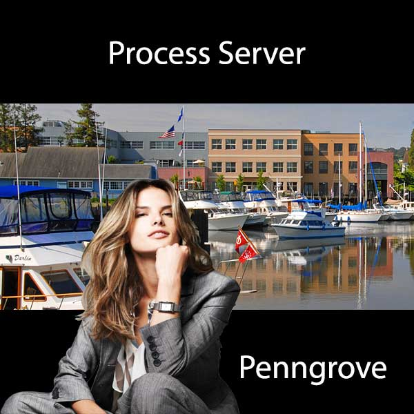 Process Server Penngrove