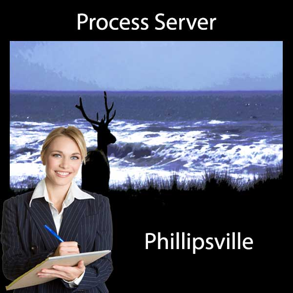 Process Server Phillipsville