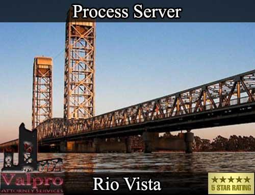 Process Server Rio Vista