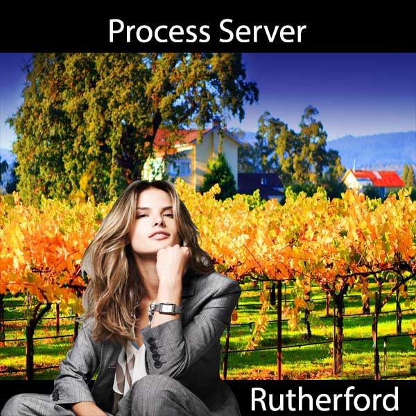 Process Server Rutherford