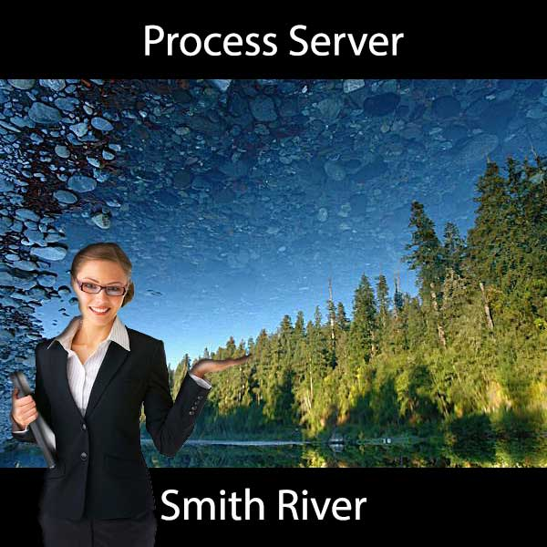 Process Server Smith River