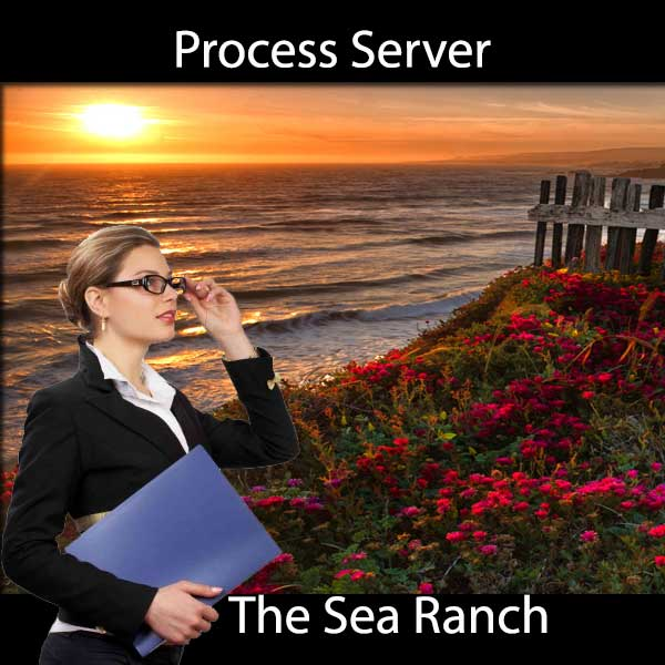 Process Server The Sea Ranch