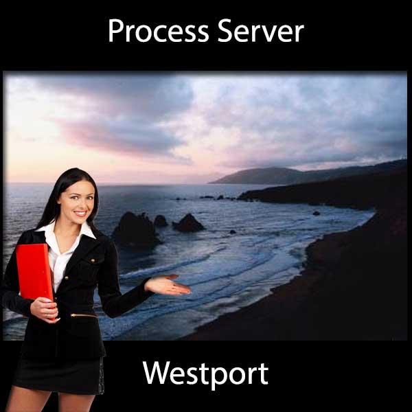 Process Server Westport