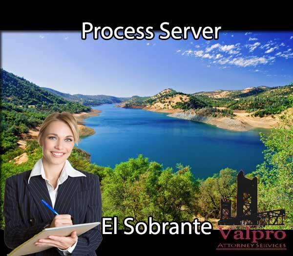 Process Server El Sobrante