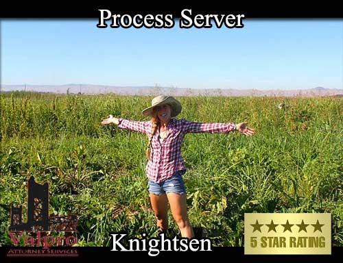 Process Server Knightsen