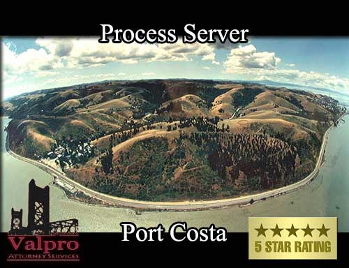 Process Server Port Costa