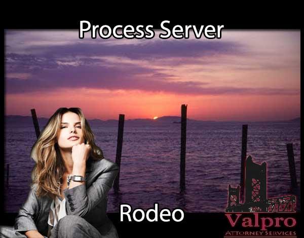 Process Server Rodeo
