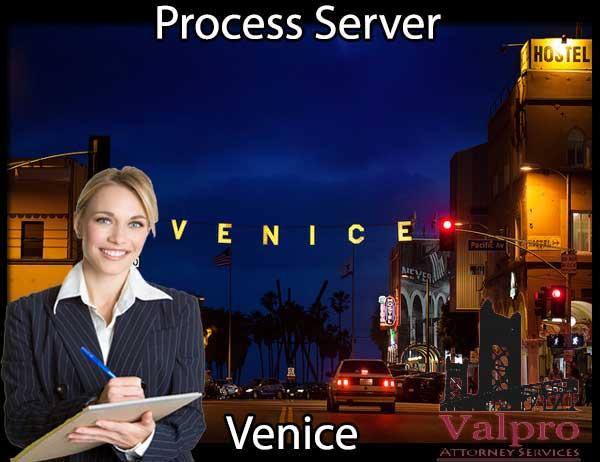 Process Server Venice