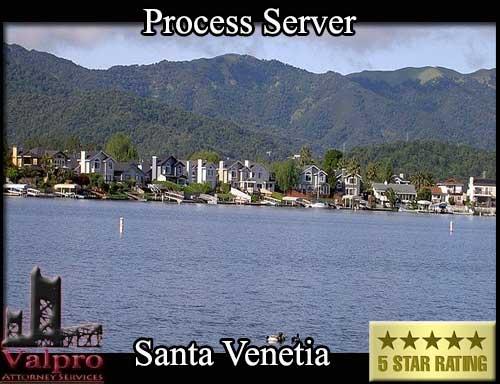 Process Server Santa Venetia