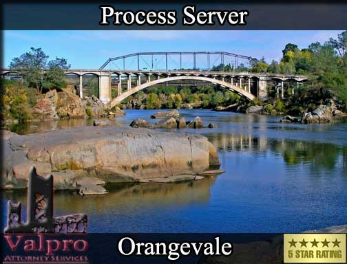 Process Server Orangevale