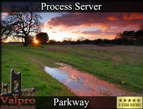 Parkway California Registered Process Server