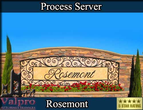 Process Server Rosemont