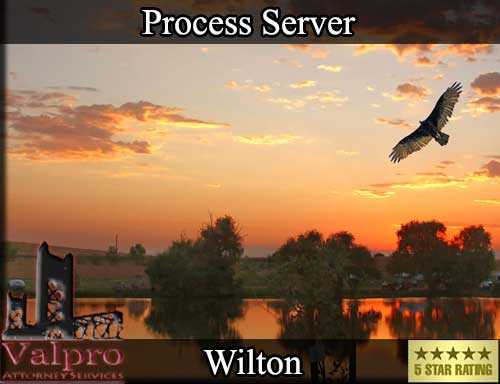 Wilton California Registered Process Server