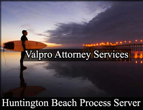 Registered Process Server in Huntington Beach
