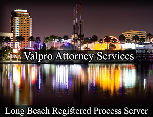 Long Beach California Registered Process Server