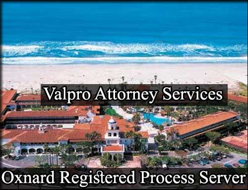 Registered Process Server in Oxnard