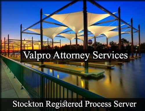 Stockton California Registered Process Server