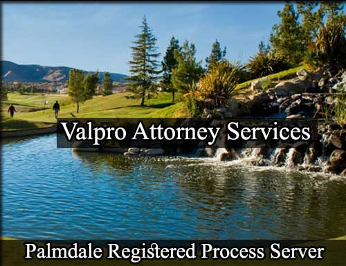 Palmdale California Registered Process Server