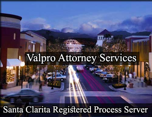 Registered Process Server in Santa Clarita