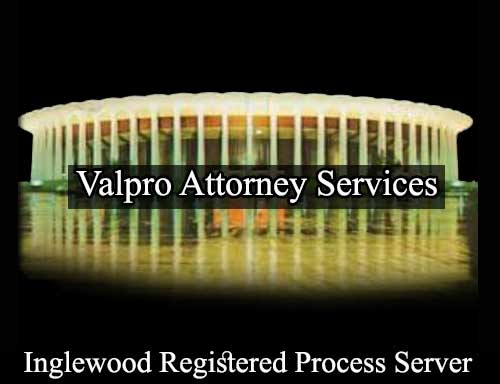 Registered Process Server in Inglewood