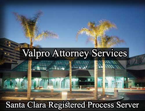Registered Process Server in Santa Clara