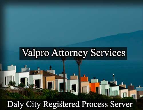 Registered Process Server in Daly City
