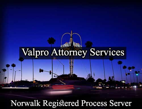 Registered Process Server in Norwalk