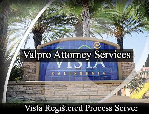 Registered Process Server in Vista