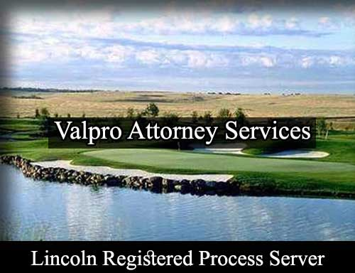 Registered Process Server in Lincoln
