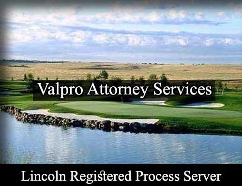 Lincoln California Registered Process Server