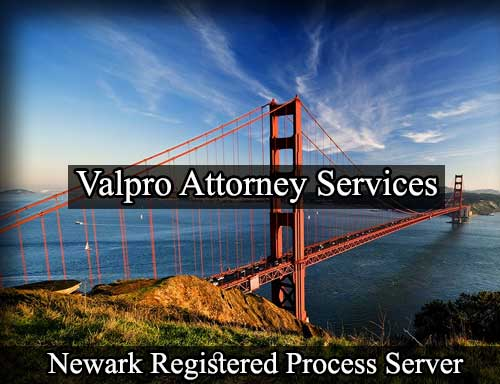 Newark California Registered Process Server