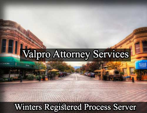 Registered Process Server in Winters