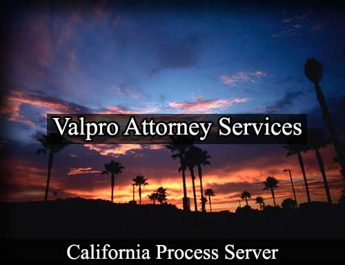 California Process Server