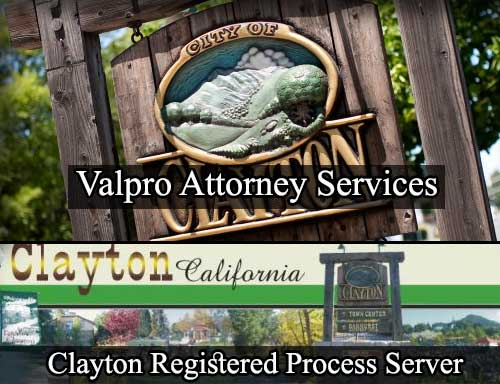 Registered Process Server Clayton