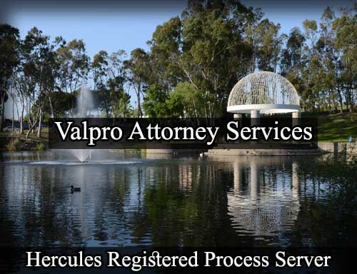 Registered Process Server Hercules