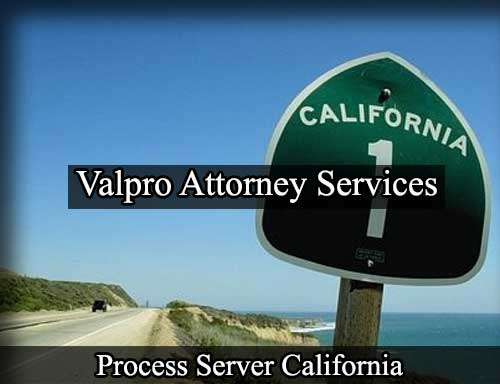 Process Server California