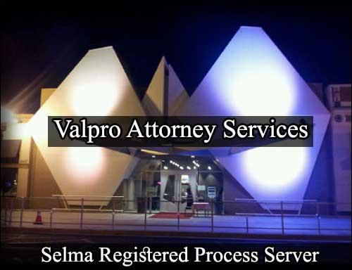 Selma California Registered Process Server