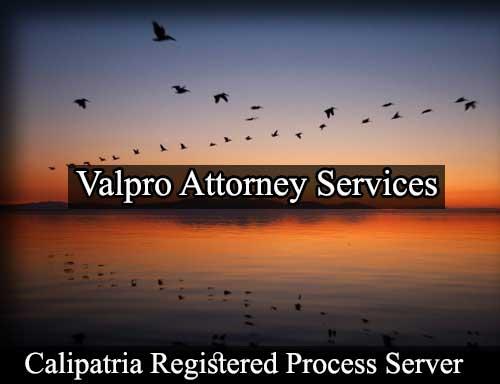 Calipatria California Registered Process Server