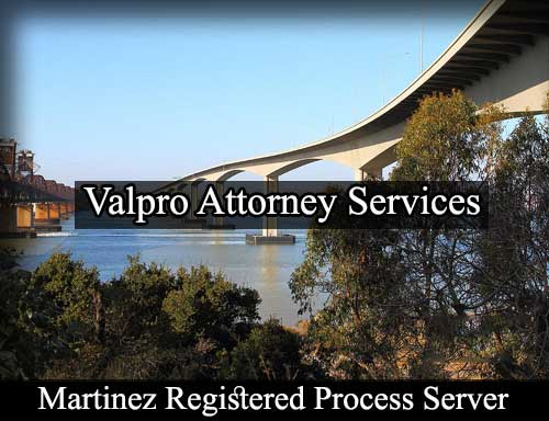 Registered Process Server Martinez