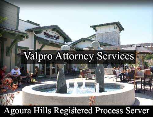 Agoura Hills California Registered Process Server